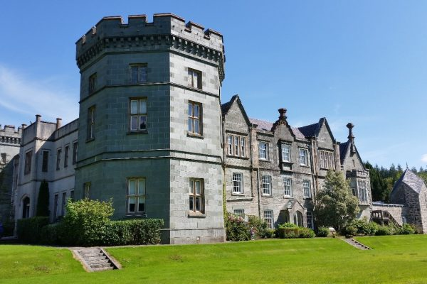 Bat Surveys of a 19th Century Mansion